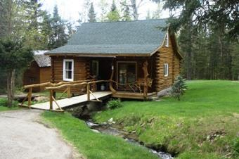 Cabin In The Woods Exterior