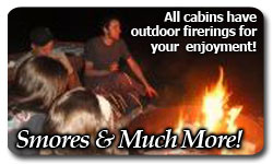 Amenities include an outdoor fire pit & much more!